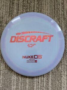 Discraft Nuke OS ESP Plastic 170-172g