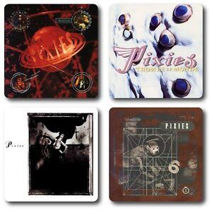 Pixies 4 Piece Coaster Set