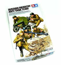 Tamiya Military Model 1/35 Russian Infantry Anti-Tank Scale Hobby 35306