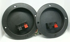 Speaker Terminal Cups 2 or 3-way High pass Crossovers w/1.75Breaker New Read 1Pr