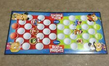 Disney BEAT THE PARENTS Replacement Piece Part GAME BOARD ONLY