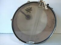 """Vintage REMO Weatherking Coated Emperor 6"""" x 14.5"""" Snare Drum Made In USA Remo"""