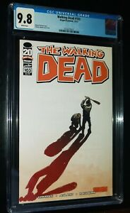 THE WALKING DEAD #103 2012 Image/Skybound Comics CGC 9.8 NM/MT White Pages !