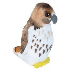 RED-TAILED HAWK Audubon Bird w/ call PLUSH stuffed animal Wild Republic