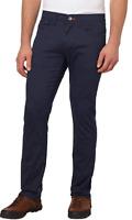 """Weatherproof Men's Original """"The Journey""""  Straight Fit Pants - NAVY 32x32"""