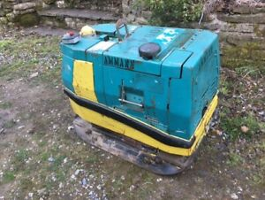 Ammann AVH 1000 TC Diesel Wacker plate