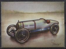 Duesenberg 3 L Racing Car 1921 Vintage 1950s Dutch Trading Card No.143