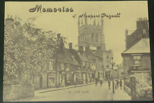 NEWPORT PAGNELL MEMORIES Childhood 1920s 1930s Town History Shops Streets People