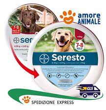 Seresto Bayer - Collare Antiparassitario sopra oltre 8 kg per cani medio grandi
