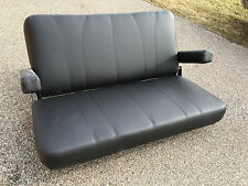 NEW R.E.M. Industries Black Folding Sofa Seat couch ! ! ! ! ! ! ! ! ! ! ! ! ! !