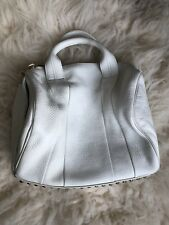 Alexander Wang Rocco Bag in peroxide white NWT