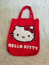 Hello Kitty Cloth Bag