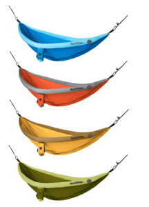 Naturehike 1-2 Person Camping Hammock Tent Outdoor Hanging Bed Outdoor Camping