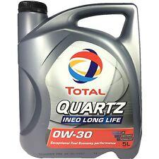 5 Liter Total Quartz Ineo LongLife 0W-30   ACEA C3, VW 504.00/507.00, PorscheC30