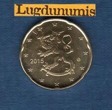 Finlande - 2015 - 20 centimes d'euro - Pièce neuve de rouleau - Finland
