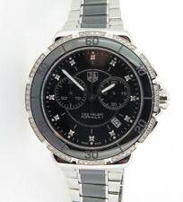 TAG Heuer Ceramic Case Wristwatches