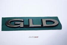 811853747A NEU Audi 80/90 Typ 81/85 Heck-Schriftzug GLD
