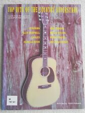 Top Hits Country Superstars Voice Guitar TAB Standard Unmarked