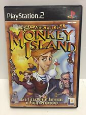 ESCAPE FROM MONKEY ISLAND - Playstation 2 (PS2)