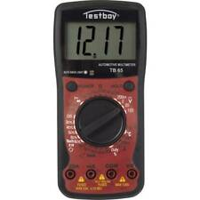 Testboy tb 65 multimetro portatile digitale display counts 1999