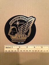 GOLD WING ROAD RIDERS GWRRA Association STICKER