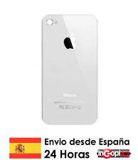 CARCASA TRASERA BLANCA ORIGINAL IPHONE 4