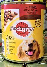 Pedigree Adult Hundefutter, Saftiges Geschnetzeltes, 12 Dosen (12 x 800 g), NEU