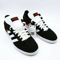 Adidas Mens Busenitz Pro Skate Shoes Black B22767 Lace Up Low Top 8 M New