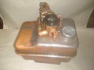 Briggs & Stratton 5HP Fuel Gas Tank Carburetor Model 130202 OEM Engine