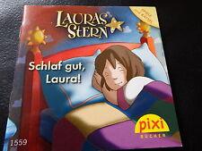 Pixi 1559 LAURAS STERN Schlaf gut, Laura! Spiele und Rätsel