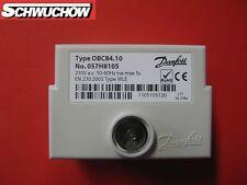 Danfoss Control Del Quemador + Kit de servicio OBC 84.10 BHO 74.10 057h8105
