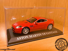 ASTON MARTIN V8 V-8 VANTAGE RED 1:43 MINT!!!