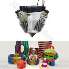 Reprap Prusa 3D Printer V6 Diamond Hotend Multi Color HotEnd 3 IN 1 OUT Extruder