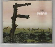 (HI851) Feist, How Come You Never Go There - 2011 DJ CD