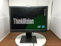 "Lenovo ThinkVision LT1952P 19"" 1440 x 900 Widescreen LCD Monitor"