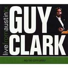 Guy Clark - Live From Austin, TX NOUVEAU CD/DVD