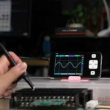 Nano DSO211 Pocket-sized Handheld Digital Storage Oscilloscope Update  DSO201