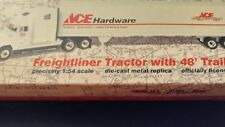 FIRST GEAR ACE HARDWARE 75th ANNIVERSARY ITEM TRACTOR W/48' TRAILER 1:54 SCALE