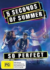 5 Seconds of Summer: So Perfect - Michael Clifford NEW R4 DVD