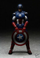 Max Factory Figma No.226 Captain America Avengers Action Figure Marvel