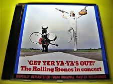 THE ROLLING STONES - IN CONCERT - GET YER YA - YA'S OUT ! <|> Shop 111austria