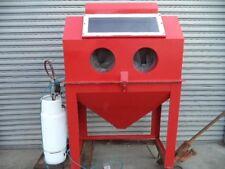 Bicarb Soda Pressure Pot.Soda Blasting Cabinet.Bead Blaster Soda Blaster Machine