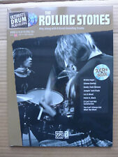 The Rolling Stones - Drum Play Along with 8 Great Sounding Tracks with 2 CD