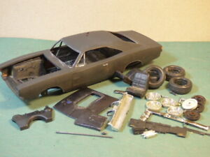 Dodge Charger Junkyard parts lot ERTL