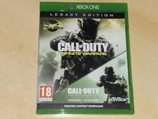 Call of Duty Infinite Warfare Edición LEGACY XBOX ONE MODERN WARFARE REMASTERD