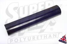 "1/2 PRICE SALE SUPERFLEX 2.5"" SOLID POLYURETHANE ROD/BAR 80 SHORE (DARK BLUE)"