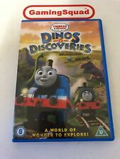 Thomas & Friends, Dinos & Discoveries DVD, Supplied by Gaming Squad