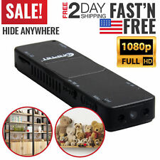 Nanny Spy Cam Camera Security Hidden Small USB Covert Secret Mini Video Home