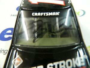 Very Rare  Autographed Terry Cook #10 Power Stroke Disel Pickup