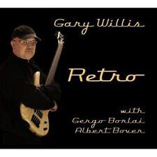 Gary Willis : Retro CD (2013) ***NEW***